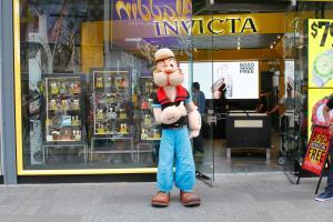 Inviccta Popeye Character Collection