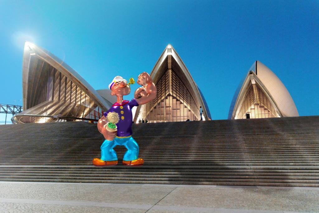 Popeye @ Sydney Opera House